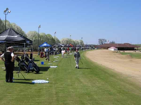 MCG golf lessons